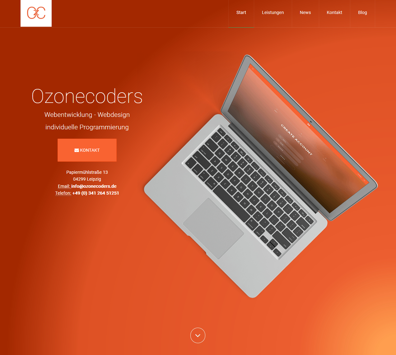 Ozonecoders Relaunch